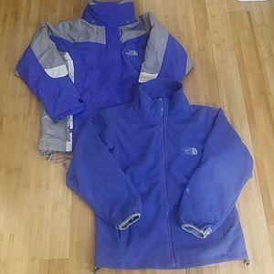The North Face Summit Series Waterproof Jacket